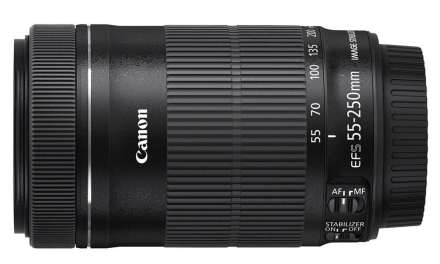 Daily Deal: save 63% on the Canon EF-S 55-250mm f/4-5.6 IS STM lens