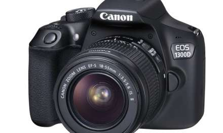 Daily Deal: Get the Canon EOS 1300D / Rebel T6 for just £281 / $379.99