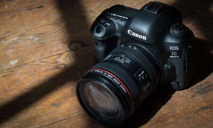 Canon 5D Mark IV firmware version 1.0.4 corrects bulb mode issue