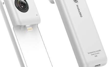 Insta360 Nano becomes first camera to support Twitter, Periscope Live 360 video