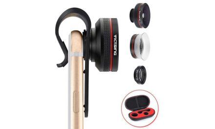 Daily Deal: get this VicTsing lens kit for iPhone at 50% off