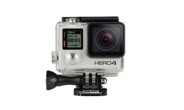 Daily Deal: get the GoPro Hero 4 Silver at a steep discount