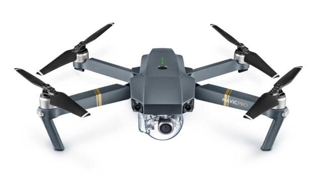 DJI: we can't wait to see how third parties will develop Mavic's features for new applications