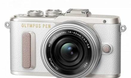 Olympus PEN E-PL8: price, specs, release date confirmed