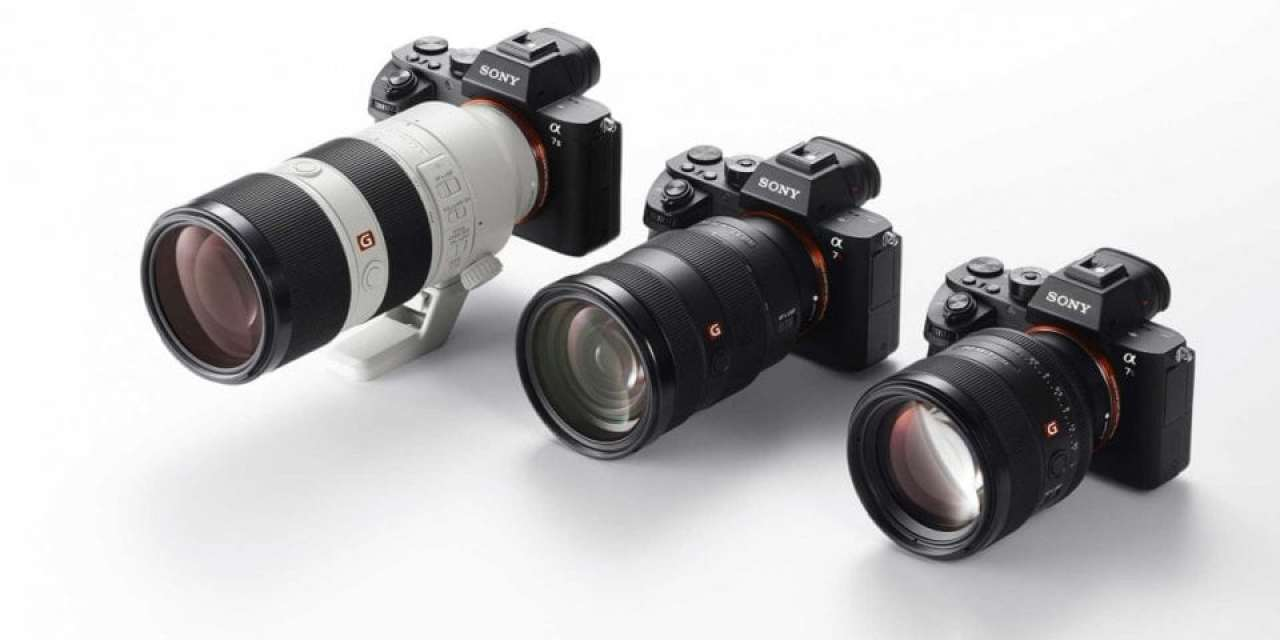 what sony lens should i buy full frame vs aps c and camera