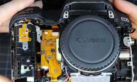 Lens Rentals tore down a Canon 5D Mark IV and found…it's pretty robust