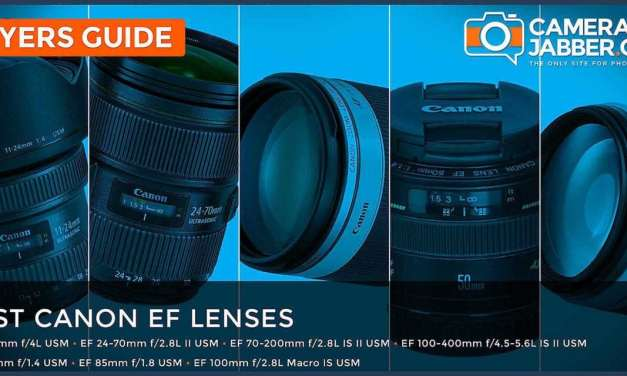 Best Canon EF lenses to start your collection