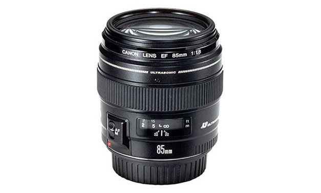 Daily Deal: save 30% on the Canon EF 85mm f/1.8 lens