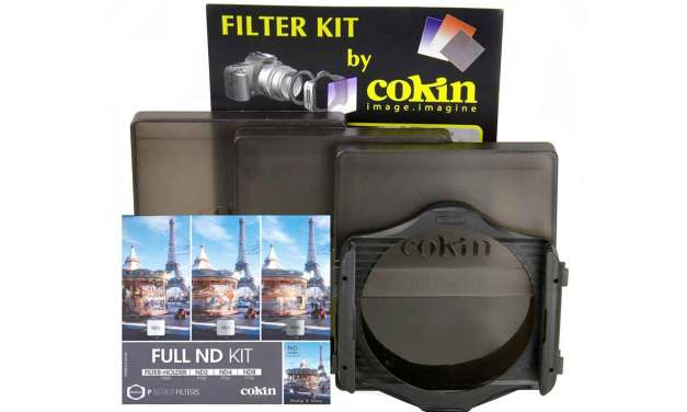Daily Deal: get this Cokin Full ND filter kit for less than £30