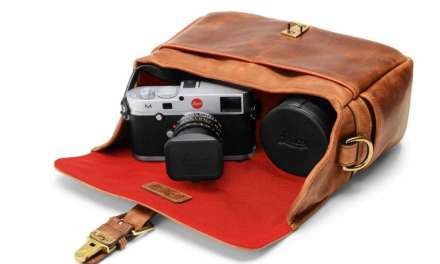Leica, ONA team up to make luxury line of camera bags