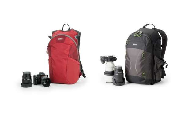 Two new innovative photo backpacks from Mindshift