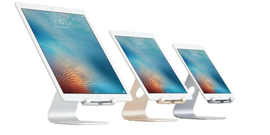 Rain Design launches mStand range for iPads