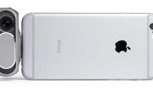 DxO ONE firmware update adds raw capture to iPhones