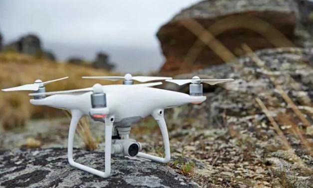 Drones save one life per week, says DJI