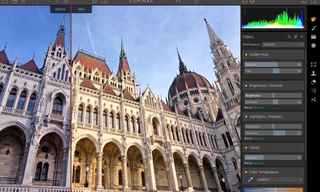Macphun adds Golden Hour filter, batch processing to Luminar software