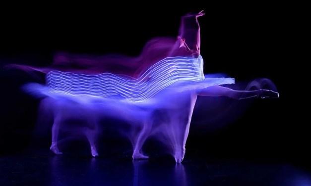 Ballet photographer Laurent Liotardo on using the Nikon D3400 in low light