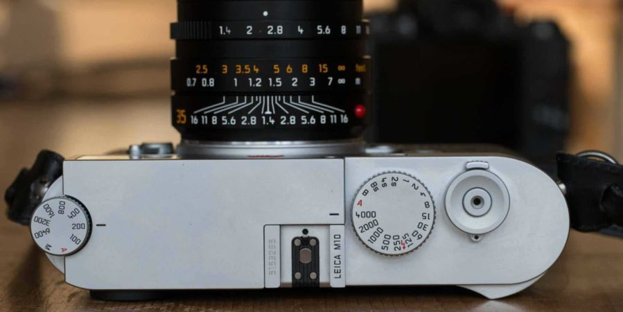 Leica considering other metals for future cameras