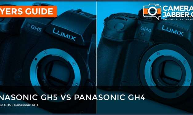 Panasonic GH5 vs GH4: which is better?