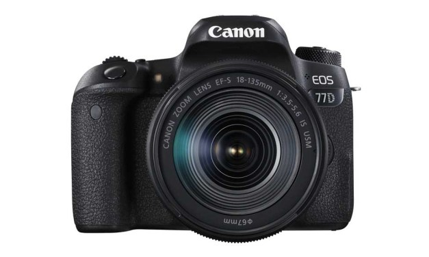 Canon EOS 77D: price, specs, release date confirmed