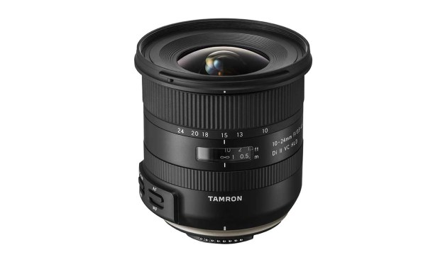 Tamron launches 10-24mm F/3.5-4.5 Di II VC HLD for Canon and Nikon
