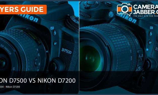 Nikon D7500 vs Nikon D7200: Key Differences