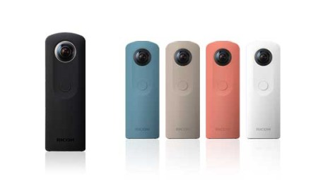 Ricoh to debut Theta 360-degree camera at NAB Show