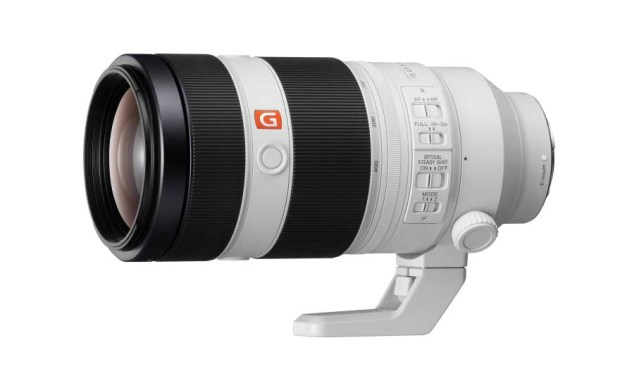 Sony FE 100-400mm f/4.5-5.6: price, release date confirmed