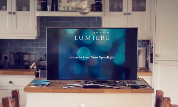 Training byLumiere Learn to Love your Speedlight review