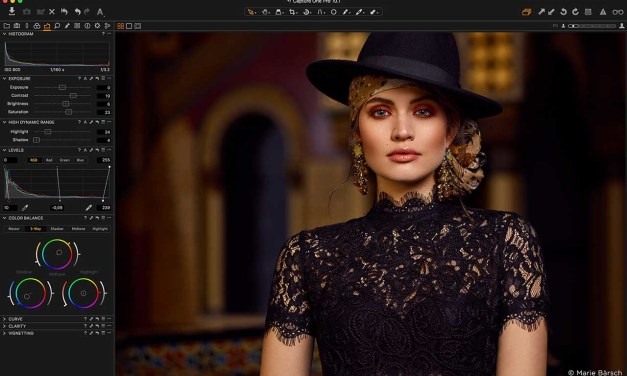 Phase One launches Capture One Pro 10.1 with PSD support, watermarking