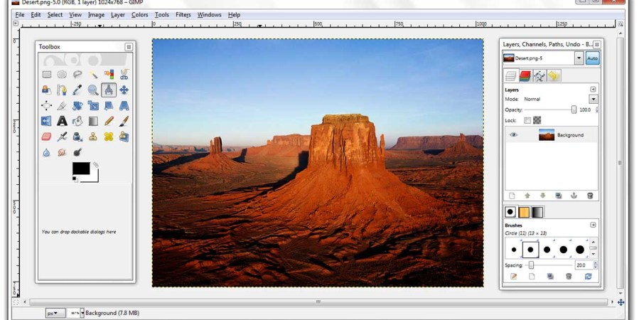 GIMP launches version 2.8.22 fixing 10-year-old bug