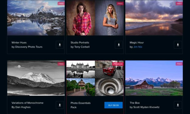 MacPhun launches new Luminar presets for textures, seasonal hues