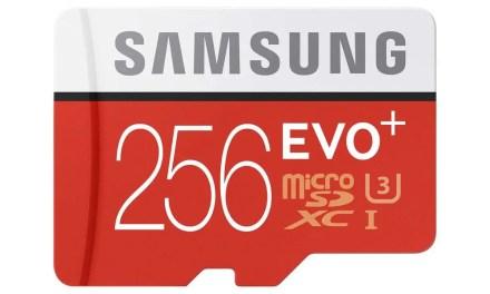 Samsung EVO Plus microSD card review