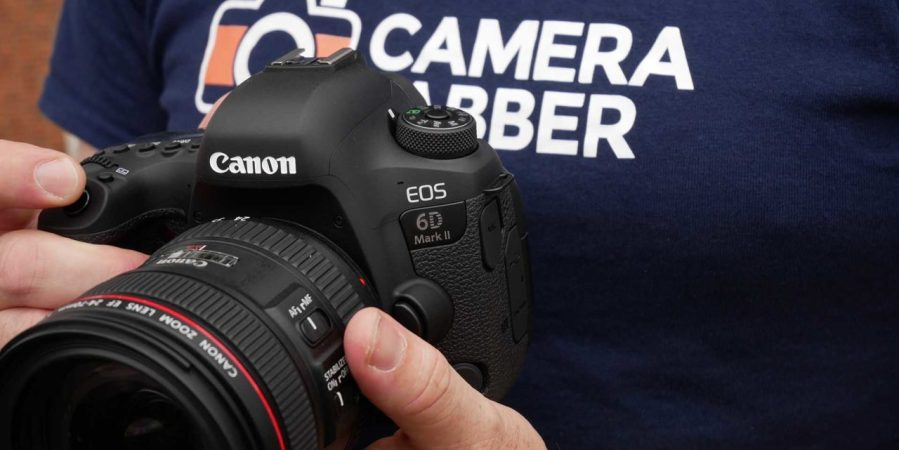 Hands-on Canon EOS 6D Mark II review