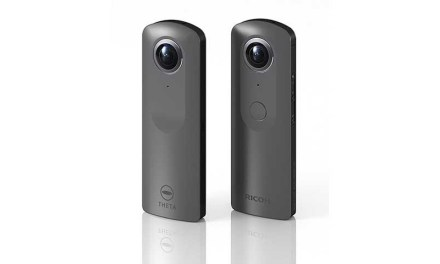 Ricoh Theta 360 4K camera now listed with online retailers