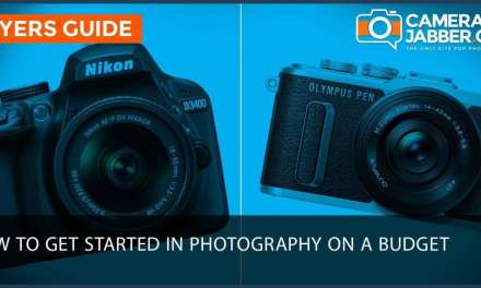 How to get started in photography on a budget