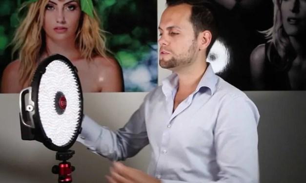 How to use the Rotolight AEOS LED light