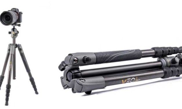 Vanguard debuts VEO 2 tripod range