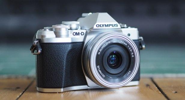 Image result for Kamera OMD E-M10 Mark III