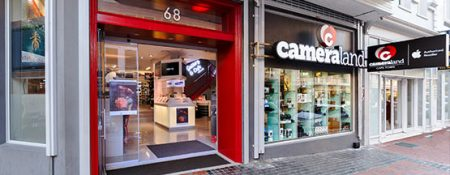 Camera Store   Buy Canon   Nikon Cameras Online   Cameraland co za     Experience the best photographic store in South Africa at Cameraland Cape  Town