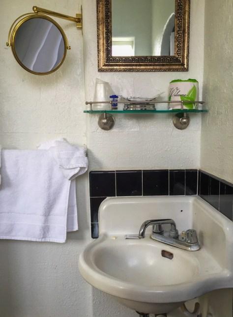 El Trovatore Motel, Kingman, AZ Photograph by Jeff Curto