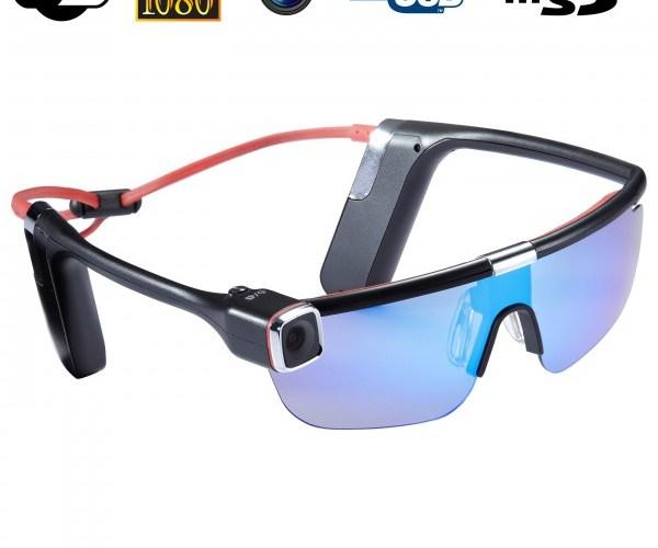 Les lunettes caméra espion, l'idéal pour ne rien rater
