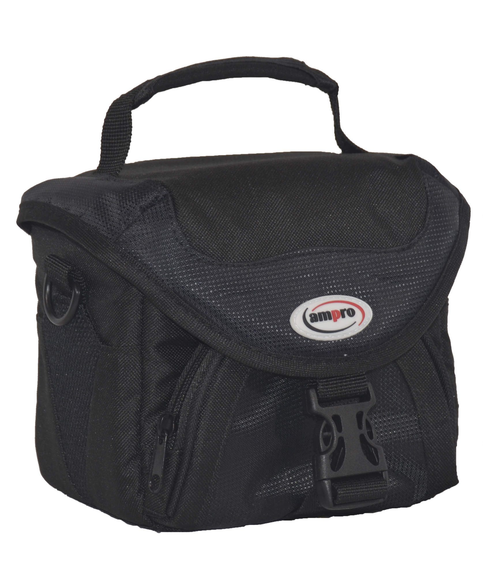 Ampro Oasis-2518 Black Gadget Bag