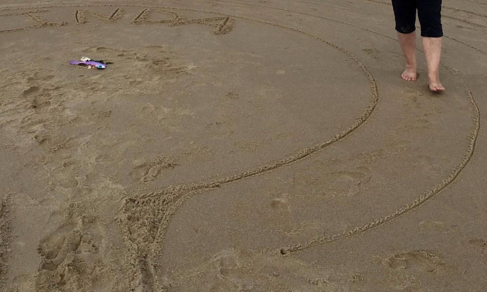 Low-Tide Labyrinth — In Celebration of Gratitude November 20th 10am