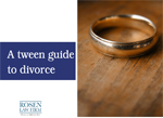 A tween guide to divorce
