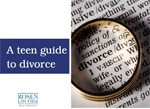 Teen guide to divorce