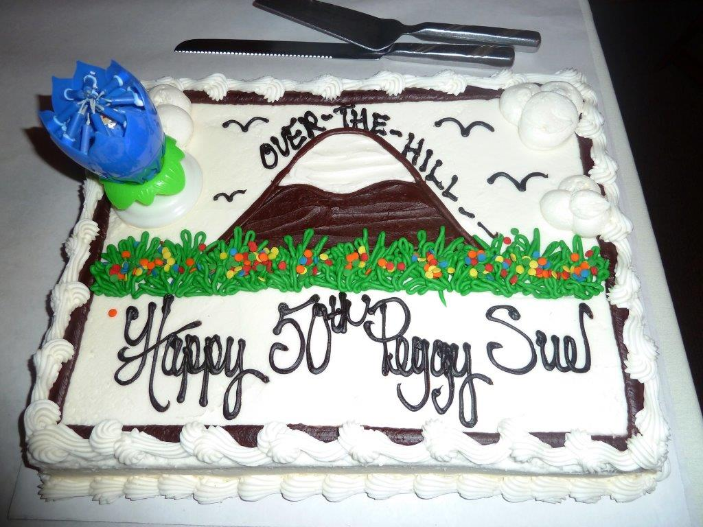 Surprise 50th Birthday Party For Peggy Sue At The Club