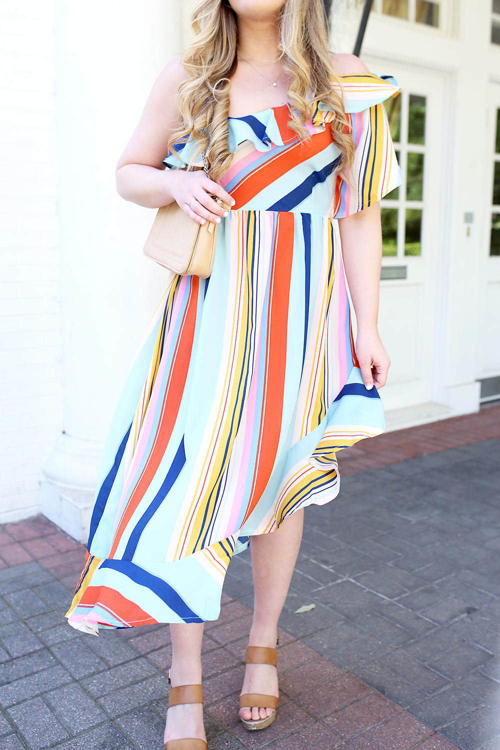 Colorful Dresses For Spring And Summer Events By Cameron