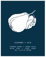 2018 Giovanni label
