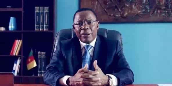 S.E MAURICE KAMTO PRÉSIDENT DÉMOCRATIQUEMENT ÉLU DU CAMEROUN,  Porte-parole Maurice Kamto Le président élu s'exprime suite au drame de Bafoussam.