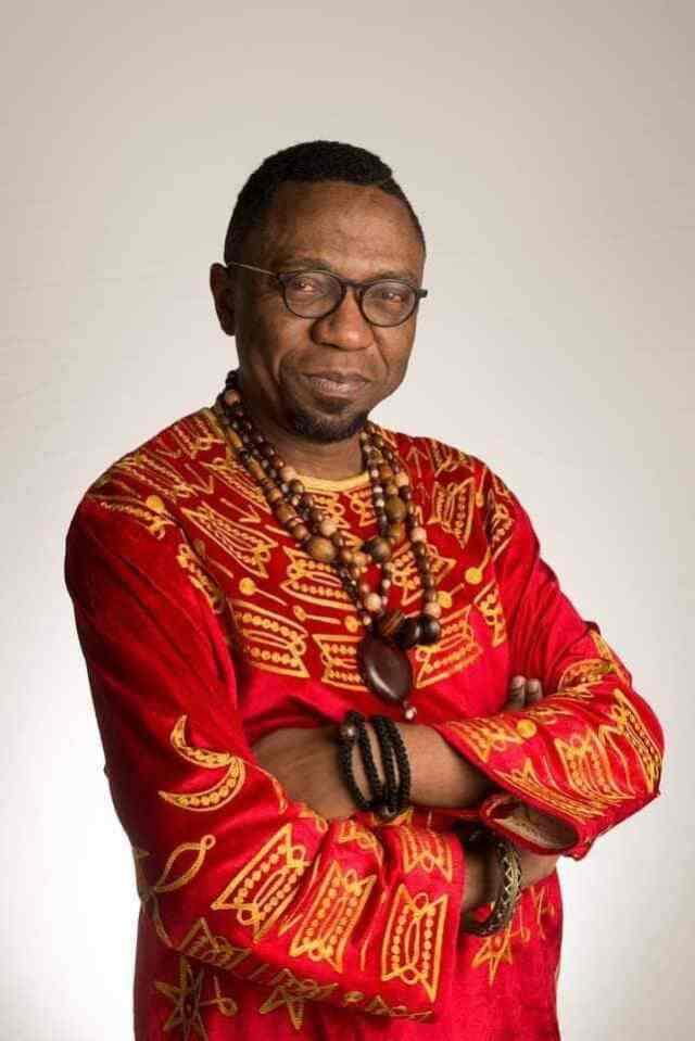Patrice Nganang, Concierge de la république